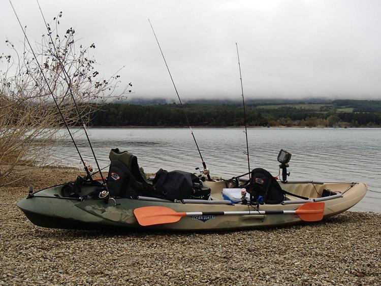 peche kayak